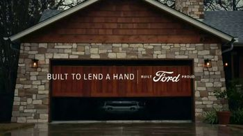 Ford TV Spot, 'Built to Lend a Hand: Coming Together' [T1] - Thumbnail 9
