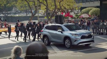 Toyota Ready Set Go! TV Spot, 'Imagine Yourself: Highlander' [T2] - 22 commercial airings
