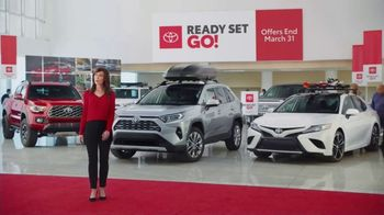 Toyota Ready Set Go! TV Spot, 'Imagine Yourself: Snow' [T2] - 35 commercial airings