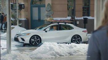 Toyota Ready Set Go! TV Spot, 'Imagine Yourself: Snow' [T2] - Thumbnail 3