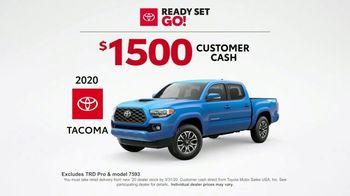 Toyota Ready Set Go! TV Spot, 'Imagine Yourself: Snow' [T2] - Thumbnail 7