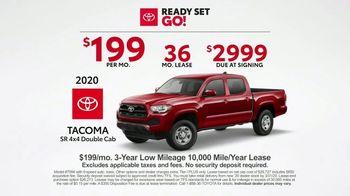 Toyota Ready Set Go! TV Spot, 'Imagine Yourself: Snow' [T2] - Thumbnail 8