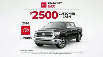 Toyota Ready Set Go! TV Spot, 'Imagine Yourself: Snow' [T2] - Thumbnail 9