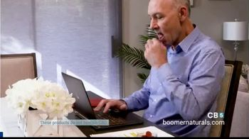 Boomer Naturals TV Spot, 'Support Your Immune System' - Thumbnail 3