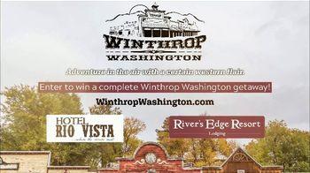 Winthrop Washington TV Spot, 'Safe to Adventure' - Thumbnail 9