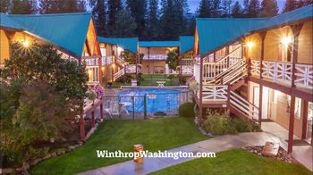 Winthrop Washington TV Spot, 'Safe to Adventure' - Thumbnail 4