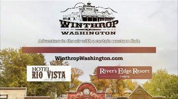 Winthrop Washington TV Spot, 'Safe to Adventure' - Thumbnail 8