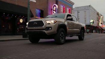 2020 Toyota Tacoma TV Spot, 'USA Road Trip: Main Street' Ft. Danielle Demski, Ethan Erickson [T2]