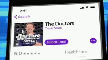 The Doctors Podcast TV Spot, 'On Call' - Thumbnail 3
