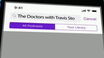 The Doctors Podcast TV Spot, 'On Call' - Thumbnail 7