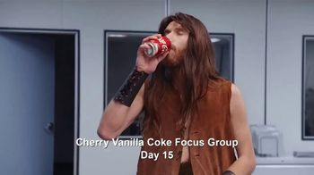 Coca-Cola Cherry Vanilla TV Spot, 'Focus Group: Additional Thoughts' - Thumbnail 1