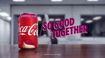Coca-Cola Cherry Vanilla TV Spot, 'Focus Group: Additional Thoughts' - Thumbnail 10
