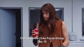 Coca-Cola Cherry Vanilla TV Spot, 'Focus Group: Additional Thoughts' - Thumbnail 2