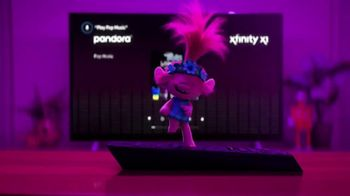 Comcast/XFINITY TV Spot, 'Trolls World Tour: Let's Party, People!' Song by Anthony Ramos - Thumbnail 4