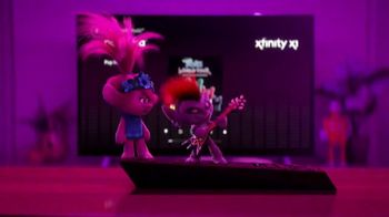 Comcast/XFINITY TV Spot, 'Trolls World Tour: Let's Party, People!' Song by Anthony Ramos - Thumbnail 5