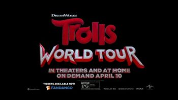 Comcast/XFINITY TV Spot, 'Trolls World Tour: Let's Party, People!' Song by Anthony Ramos - Thumbnail 8
