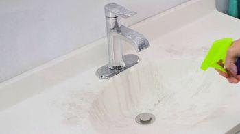 Kaboom Foam-Tastic with OxiClean TV Spot, 'Sprays on Blue' - Thumbnail 8