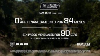 Ram Trucks Mes de la Camioneta TV Spot, 'Más capaz' [Spanish] [T2] - Thumbnail 8