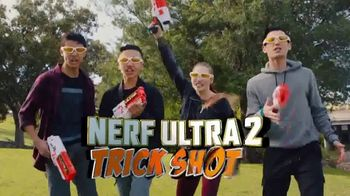 Nerf Ultra 2 TV Spot, \'Trick Shots: Science Project & Dunk Tank\'