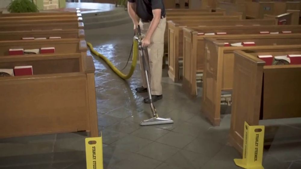 Stanley Steemer Tv Commercial New Cleaning Process With