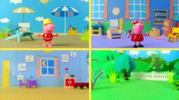 Peppa Pig Peppa's Surprise Balloons and Surprise Mini Campervans TV Spot, 'Peel & Reveal' - Thumbnail 3