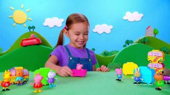 Peppa Pig Peppa's Surprise Balloons and Surprise Mini Campervans TV Spot, 'Peel & Reveal' - Thumbnail 6