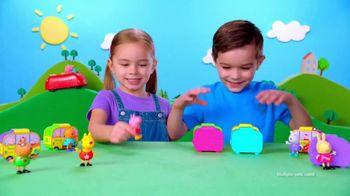 Peppa Pig Peppa's Surprise Balloons and Surprise Mini Campervans TV Spot, 'Peel & Reveal' - Thumbnail 7