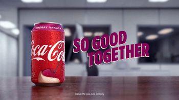 Coca-Cola Cherry Vanilla TV Spot, 'Focus Group: Gemini' - Thumbnail 10