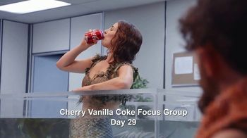 Coca-Cola Cherry Vanilla TV Spot, 'Focus Group: Gemini' - Thumbnail 2