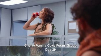 Coca-Cola Cherry Vanilla TV Spot, 'Focus Group: Gemini' - 45 commercial airings