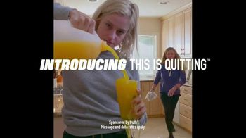 Truth TV Spot, 'Quit Your Vape: Orange Juice'