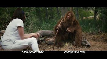 Progressive TV Spot, 'Sadsquatch' - Thumbnail 9