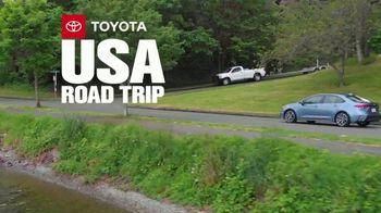 2020 Toyota Corolla TV Spot, 'USA Road Trip: Standard' Feat. Danielle Demski, Ethan Erickson [T2]