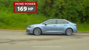 2020 Toyota Corolla TV Spot, 'USA Road Trip: Standard' Feat. Danielle Demski, Ethan Erickson [T2] - Thumbnail 4