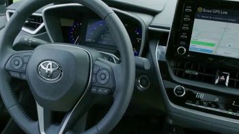 2020 Toyota Corolla TV Spot, 'USA Road Trip: Standard' Feat. Danielle Demski, Ethan Erickson [T2] - Thumbnail 5