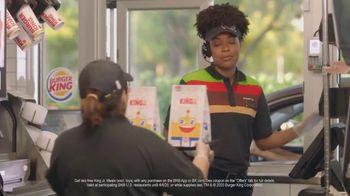 Burger King TV Spot, 'Minimum Contact: Two Free Kids Meals' - Thumbnail 5