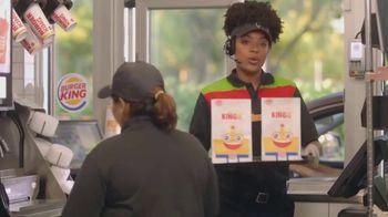 Burger King TV Spot, 'Minimum Contact: Two Free Kids Meals' - Thumbnail 6