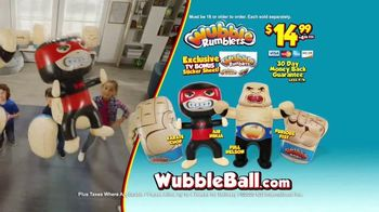 Wubble Rumblers TV Spot, 'Smackable Over-Sized Fun' - Thumbnail 7
