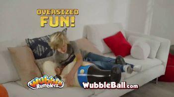 Wubble Rumblers TV Spot, 'Smackable Over-Sized Fun'