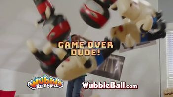 Wubble Rumblers TV Spot, 'Smackable Over-Sized Fun' - Thumbnail 3