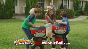 Wubble Rumblers TV Spot, 'Smackable Over-Sized Fun'