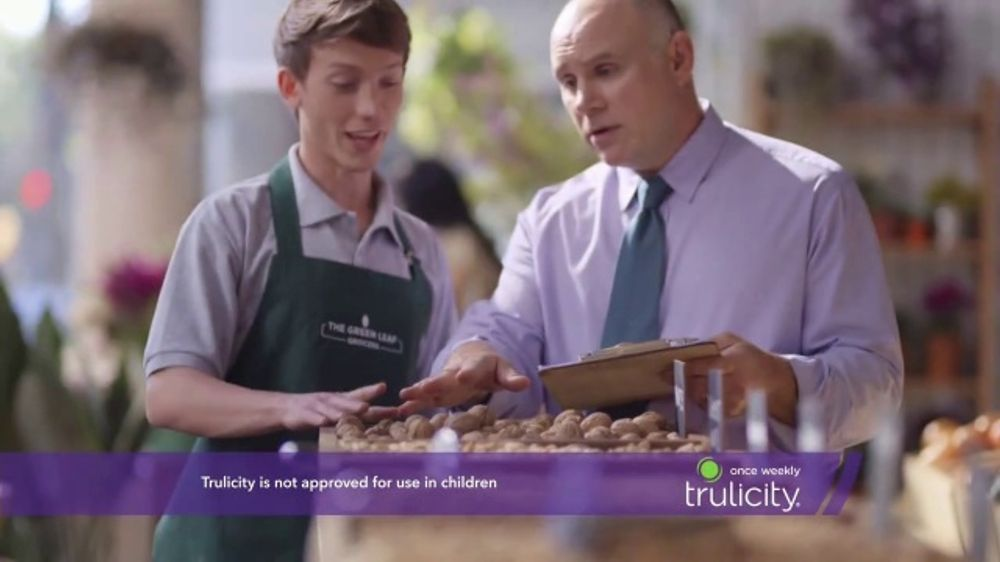 Trulicity TV Commercial, 'Power: Day of Work'