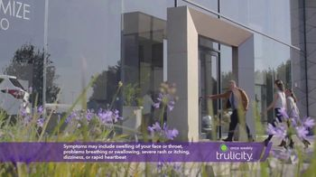 Trulicity TV Spot, 'Power: Day of Work' - Thumbnail 7