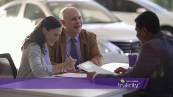 Trulicity TV Spot, 'Power: Day of Work' - Thumbnail 9