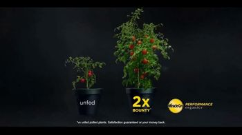 Miracle-Gro Performance Organics TV Spot, 'Finally, Organics That Work' - Thumbnail 8