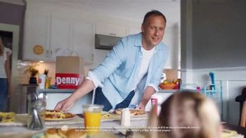 Denny's On Demand TV Spot, 'Entrega gratis' [Spanish]