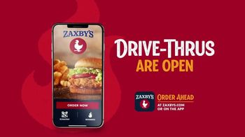 Zaxby's TV Spot, 'Drive-Thrus Open: Fried Pickles' - Thumbnail 7