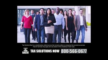 Tax Solutions Now TV Spot, 'I Owed The IRS' - Thumbnail 8