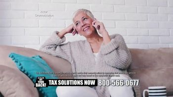 Tax Solutions Now TV Spot, 'I Owed The IRS' - Thumbnail 3