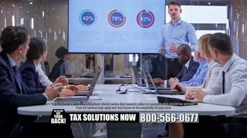 Tax Solutions Now TV Spot, 'I Owed The IRS' - Thumbnail 5